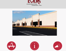 Evers Incorporated – Construction Contractor